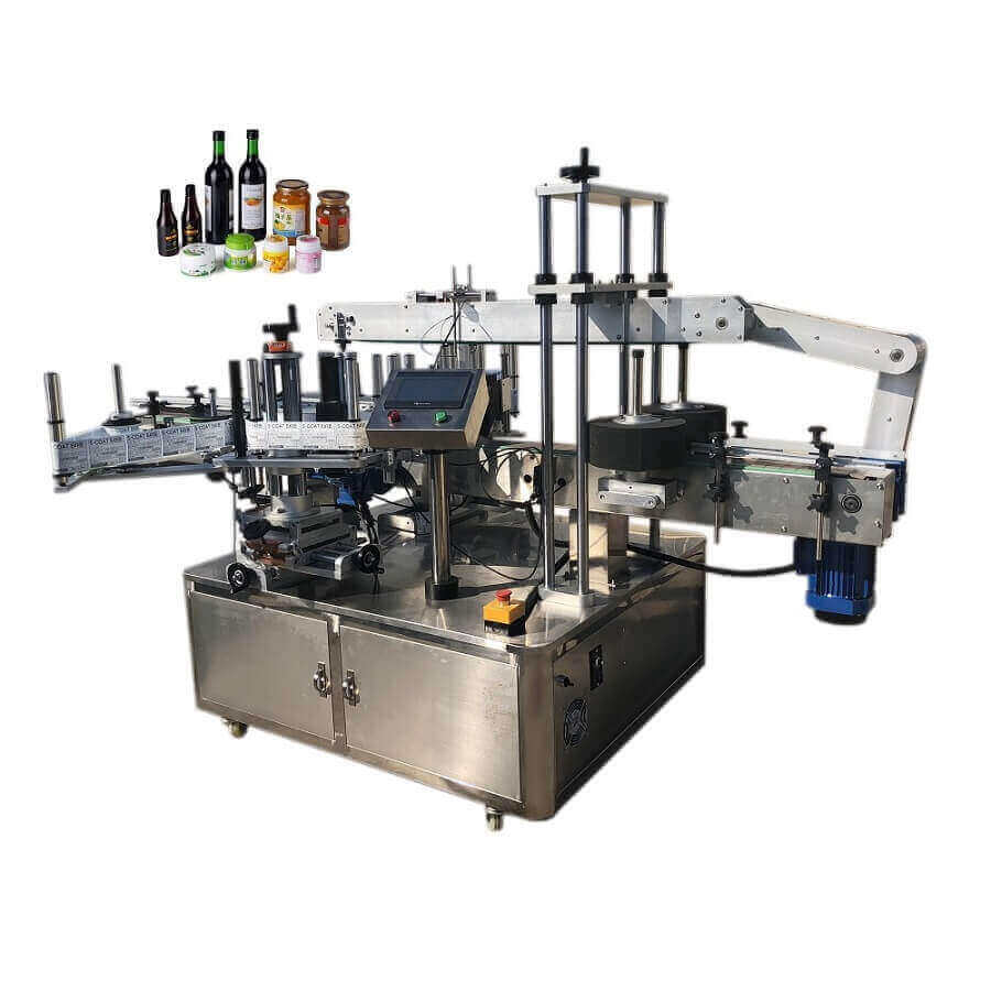 JOYGOAL Automatic double-sided labeling machine